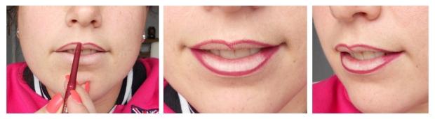 maquillaje de labios, como maquillarme los labios, labios sensuales