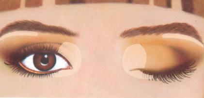como maquillarme los ojos, ojos pequeños, agrandar mirada, agrandar ojos
