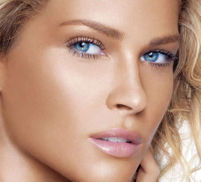 Bridal Makeup For Blue Green Eyes : Tendencia Verano 2014: Bronceada al natural eMakeup