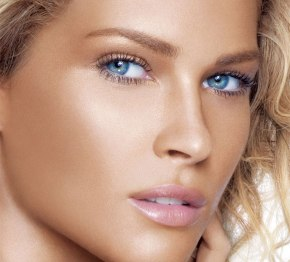 look natural, tendencia europea, maquillaje natural, polvos bronceadores