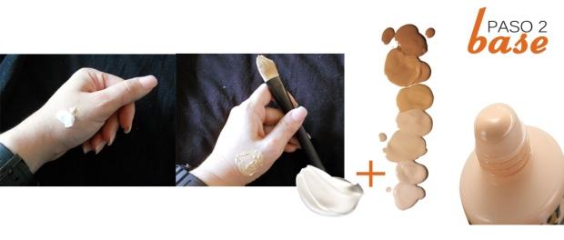 base de maquillaje, base, disimular imperfecciones, esconder ojeras, tapar ojeras, look de verano, maquillaje, verano