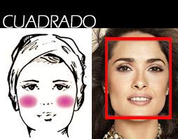 maquillaje rostro, como aplicarme el rubor, como aplicarme el colorete, rubor, como maquillarme, como maquillarse, rostro, maquillaje rostro, rostro cuadrado, tipos de rostro, rostro rectangular, rostro cuadrado
