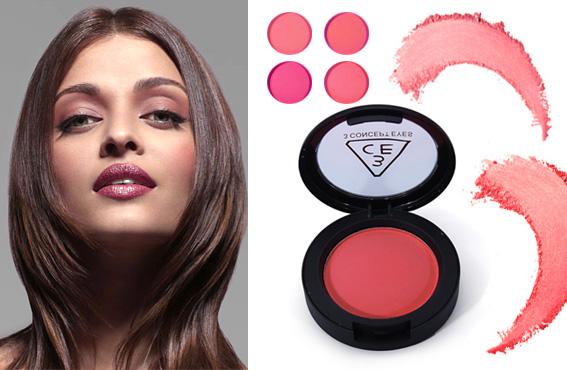 maquillaje rostro, como aplicarme el rubor, como aplicarme el colorete, rubor, como maquillarme, como maquillarse, rostro, tipos de rostro, como aplicarme el rubor