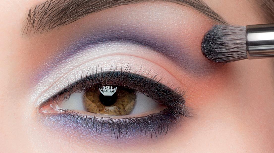 Como maquillarse paso a paso como maquillarse los ojos - Como maquillarse paso a paso ...
